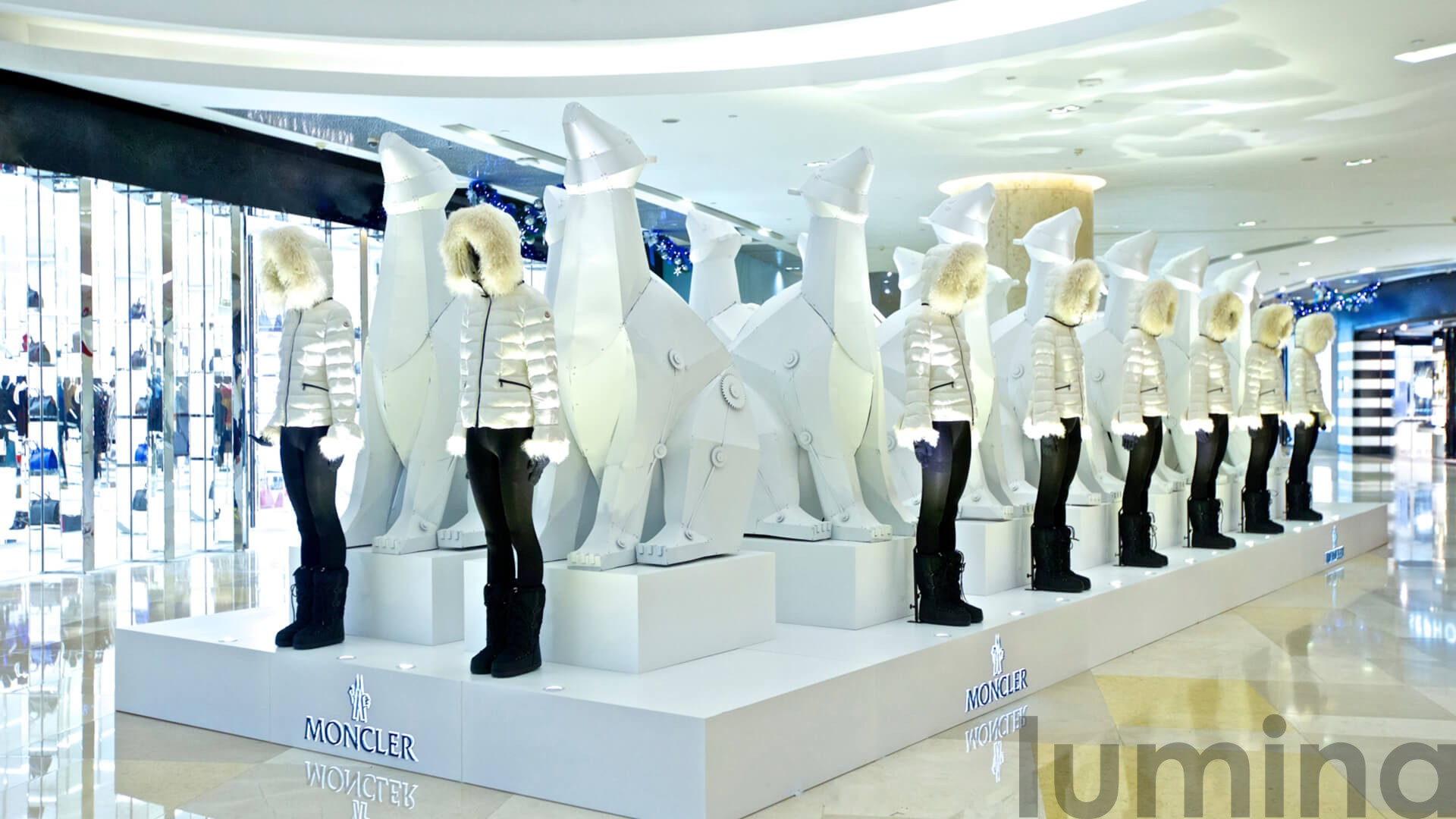on sale 9bc5c 5c28c Moncler – Singapore's First Moncler Store Opening – Lumina Live!